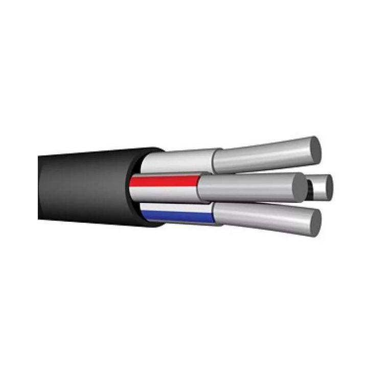 Кабель АВВГ 4х240 1кВ ож (м) Энергокабель ЭК000025919