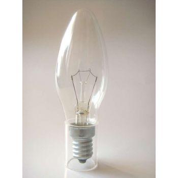 Лампа накаливания ДС 40Вт E14 (верс.) Лисма 326766400