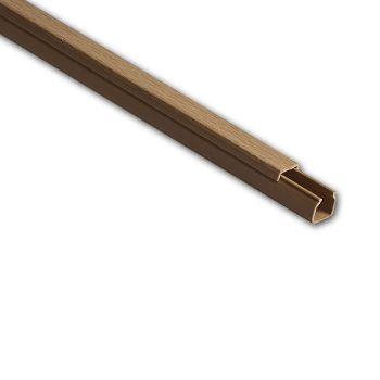 Кабель-канал 12х12 L2000 пластик бук (светл. основа) Рувинил РКК-12х12-38М