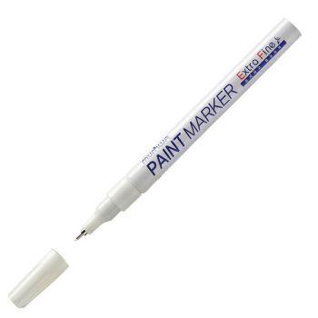 Маркер-краска Extra Fine 1мм нитро-основа бел. MunHwa Б0048236