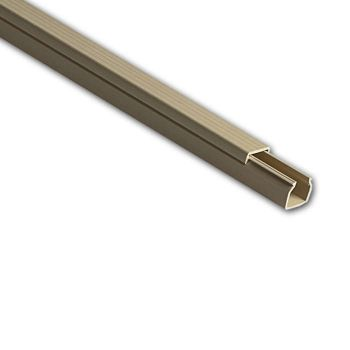 Кабель-канал 12х12 L2000 пластик сосна (светл. основа) Рувинил РКК-12х12-27М