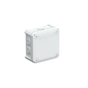 Коробка распределительная 114х114х57мм IP66 T 60 7х25 свет. сер. OBO 2007061