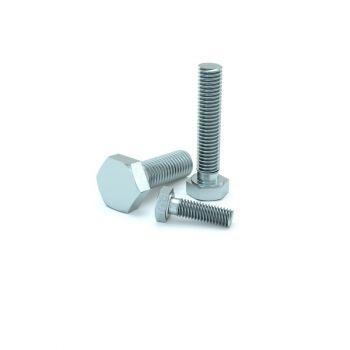 Болт шестигранный М10х30 DIN933 BT10-30 сталь (уп.30шт) КМ LO0836