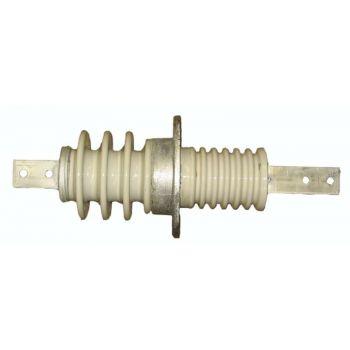 Изолятор проходной ИПУ-10/630-7.5 УХЛ1 (овал. фланец) Электрофарфор 00-00000157