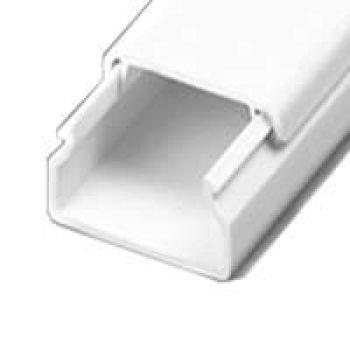 Кабель-канал 25х16 L2000 пластик с двойным замком УралПак КК-19025016-084