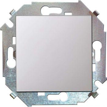 Механизм выключателя проходной 1-кл. СП Simon15 16А IP20 бел. Simon 1591201-030