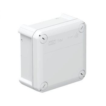 Коробка распределительная 114х114х57мм IP66 T 60 OE закрыт. свет. сер. OBO 2007239