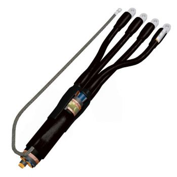 Муфта кабельная концевая универс. 1кВ 4ПКВНтпБ-в-70/120 с наконеч. Подольск 4pkvntpbvx070x120