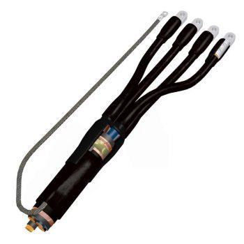 Муфта кабельная концевая универс. 1кВ 4ПКВНтпБ-в-150/240 с наконеч. Подольск 4pkvntpbvx150x240