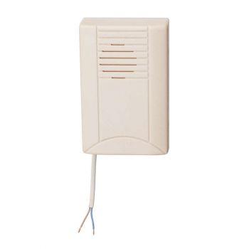 Звонок Зуммер-1-01 (2Т) двухтональный без кнопки проводной 220В Аврора 00-00000057