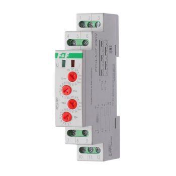 Реле времени PCU-507 (многофункц. два независимых вр. 1 мод. 230В 2х8А 2P IP20 монтаж на DIN-рейке) F&F EA02.001.022