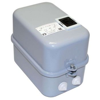 Пускатель магнитный ПМ 12-010240 380В (1з) РТТ5-10-1 8.50А Кашин 020240102ВВ380001910