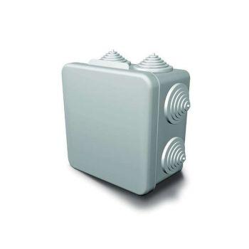 Коробка распр. ОП 100х100х55 IP54 ГУСИ С3В108 Евро