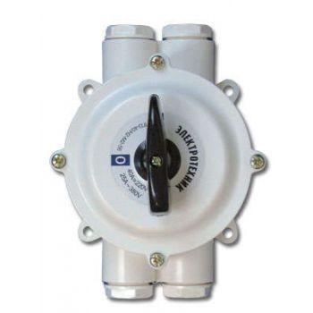 Выключатель пакетный ПВ3-40А в пл. корп. IP56 Электротехник ET001716
