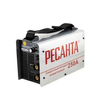 Инвертор сварочный САИ-250 250А d6 140-240В IP21 горячий старт Ресанта 65/6
