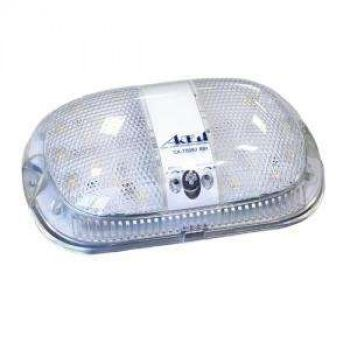 Светильник светодиодный 8Вт IP31 с опт-акуст. датчиком Актей СА-7008У