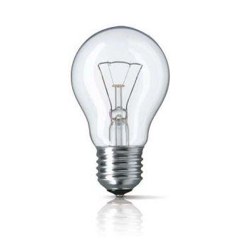 Лампа накаливания Б 40Вт E27 230В (верс.) Лисма 302449700\302467600