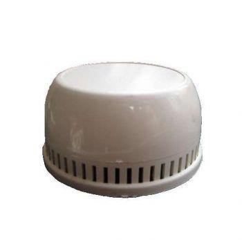 Звонок электронный Зуммер 1-04(2ТК) двухтональный круглый без кнопки проводной 220В корпус пластик АБС Аврора 00-00000061